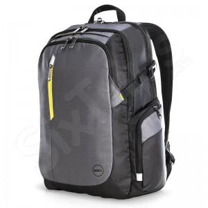 """Стилна сиво-черна раница Dell Tek 15.6"""""""