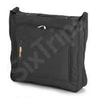 Чанта-гардероб Week, черна
