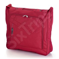 Чанта-гардероб за дреха Week, червена