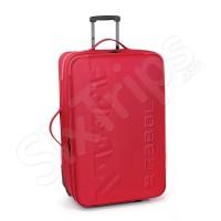 Куфар с две колела Gabol Item в червено 72см.