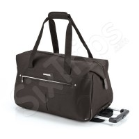 Eлегантна сива чанта на колела Gabol Daisy 54см