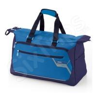 Синя чанта за път Lumen 52см.