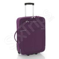 Малък лилав куфар с две колела Gabol Malasia