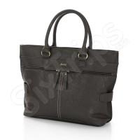"Сива дамска чанта за лаптоп Tribune 13.3"""
