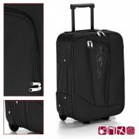 Текстилен куфар GABOL 55 см. черен - Week 10052101