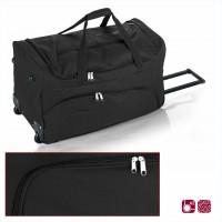 Пътна чанта на колела GABOL 66 см. черна - Week 10054701
