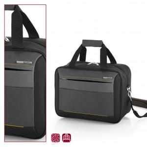 Пътна чанта Gabol Reims 40см, сива