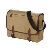 Чанта за през рамо Elevate Edmonton кафява
