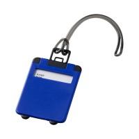 Етикет в синьо за багаж Taggy