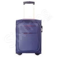 Син куфар за ръчен багаж Wizz Air 42см Puccini Camerino