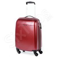 Малък куфар 55см Puccini Voyager в цвят червено вино