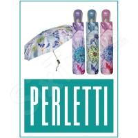 Чадър с флорални елементи Perletti Chick