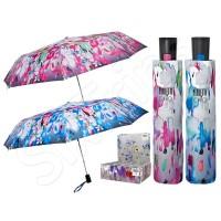 Пъстър чадър за дами Perletti Chic
