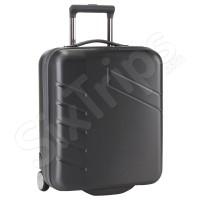 Малък твърд куфар за ръчен багаж Tourer, антрацид