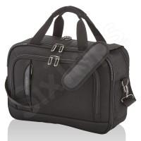 Пътна чанта Travelite CrossLite 42см, черна