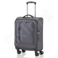 Малък куфар цвят антрацид 55см Travelite CrossLite 3.0 S