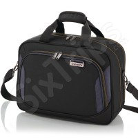 Черна пътна чанта Travelite Orbit 41см